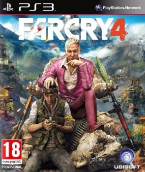 Far Cry 4 (2014) [PS3] [EUR] 4.55 [Repack / 1.06 / 4 DLC]