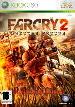 [FULL][DLC] Far Cry 2 Complete Edition [RUS] через torrent