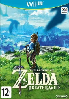 The Legend of Zelda: Breath of the Wild (2017) [WiiU] [EUR] 5.5.1 [Loadiine GX2] [RePack]