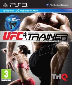 Скачать торрент UFC Personal Trainer: The Ultimate Fitness System PS3 Cobra ODE