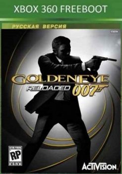 GoldenEye 007: Reloaded (FREEBOOT) Xbox360