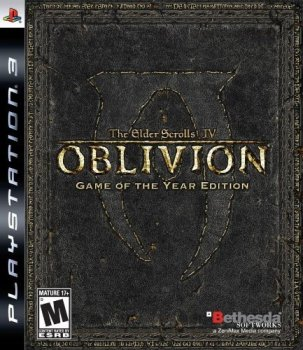 [PS3] The Elder Scrolls IV: Oblivion GOTY [PAL] [FULLRUS]