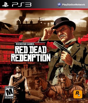 Red Dead Redemption [+ 11 DLC] [Multi5] [EUR/RUS