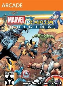 [JTAG/FULL] Marvel vs. Capcom: Origins [ENG]