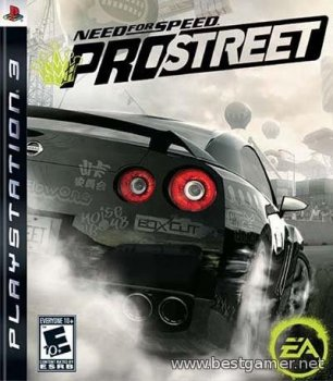 (PS3)Need For Speed Prostreet(EUR)