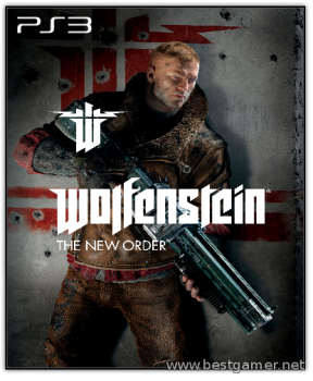 Wolfenstein:The New Order [EUR\RUS] [5xDVD5]