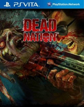 Dead Nation + Road of Devastation DLC (2014) [PSVita] [EUR]