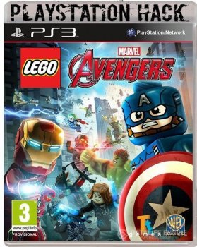 LEGO Marvel's Avengers [EUR/RUS]+CAPTAIN AMERICA - CIVIL WAR CHARACTER PACK