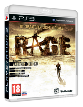 RAGE Anarchy Edition 1.02 [DLC] [EUR/RUS]