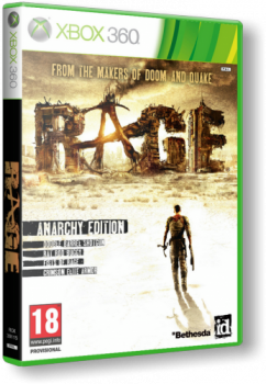 [XBOX360]RAGE Complete Edition [RUSSOUND] [Freeboot]