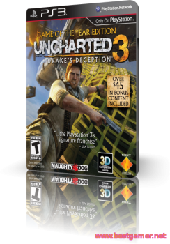 Uncharted 3 Gameof the Year Edition