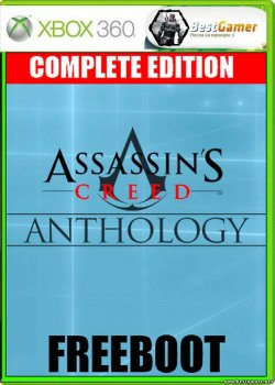 Assassin's Creed: Anthology - Complete Edition [GOD / RUSSOUND / ENG]