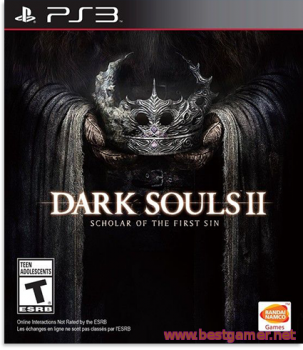 Dark Souls II: Scholar of the First Sin (2015) [EUR][RUS][L]