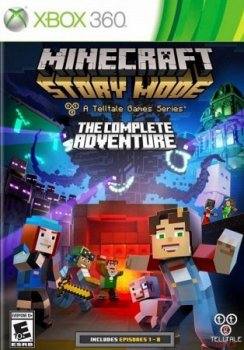Minecraft: Story Mode - The Complete Adventure Xbox360