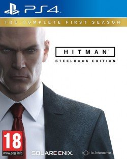 Hitman: The Complete First Season [2016,RUS,FULL]