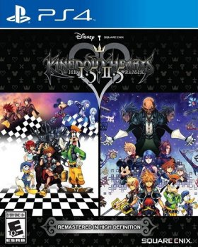 Kingdom Hearts HD 1.5 & 2.5 Remix [DUPLEX] [Scene]