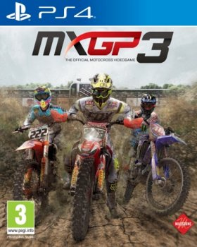 MXGP3 The Official Motocross Videogame [EUR/ENG]