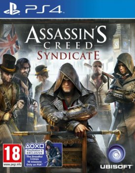Assassin's Creed Syndicate [EUR/ENG] через torrent