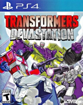 Transformers Devastation [USA/ENG]