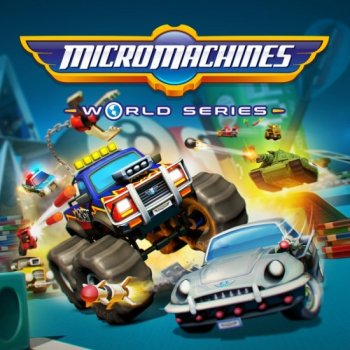 Micro Machines World Series [EUR/ENG] через torrent