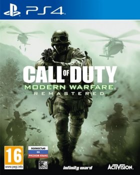 Call of Duty: Modern Warfare Remastered [EUR/RUS]