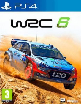 WRC 6 FIA World Rally Championship [EUR/ENG]