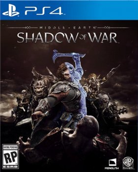 Middle-earth: Shadow of War [EUR/RUS]