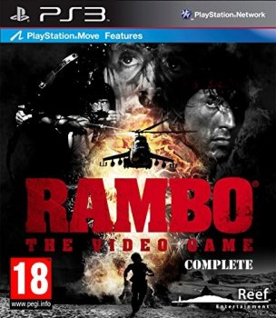 Rambo: The Video Game + DLC [USA/RUS] (MOVE)