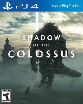 Shadow of the Colossus (2018) [EUR/RUS] через torrent