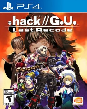 dot Hack G.U. Last Recode [USA/ENG]