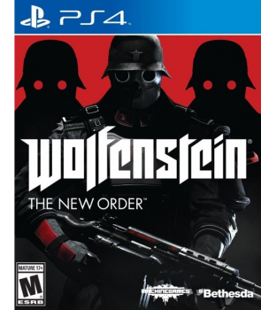Wolfenstein: The New Order [EUR/RUS]