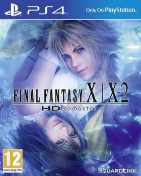 FINAL FANTASY® X | X-2 HD Remaster (2015) [PS4] [USA] 2.50 [HEN] [Unofficial] [Ru/En] | R.G. Консоли