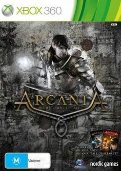 ArcaniA: The Complete Tale (2013/XBOX360/RUS) / GOD