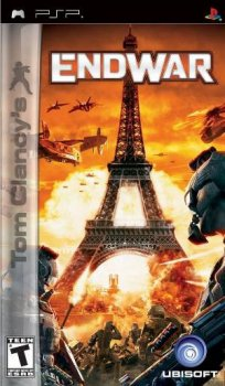Tom Clancy's EndWar (2008/FULL/CSO/RUS) / PSP