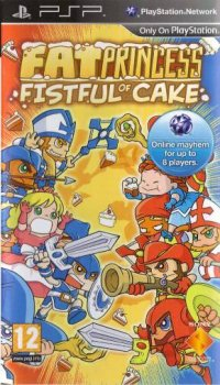 Fat Princess: Fistful of Cake (2010/FULL/CSO/RUS) / PSP