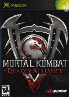[XBOX] Mortal Kombat: Deadly Alliance [ENG/RUS/PAL]