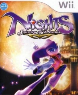 [Wii] NiGHTS: Journey of Dreams [Multi 5] [PAL] [2008]