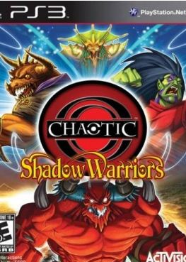 [PS3] Chaotic: Shadow Warriors (2009)