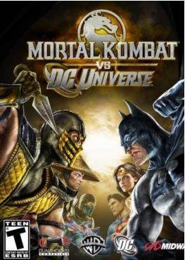 [PS3] Mortal Kombat vs DC Universe (2008)
