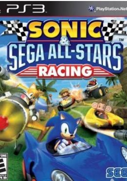 [PS3] Sonic & SEGA All-Stars Racing (2010)