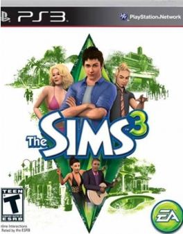 [PS3] The Sims 3 (2010) [RUS]
