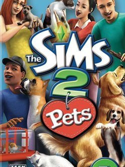 [PSP] The Sims 2: Pets
