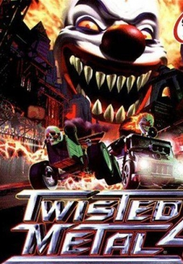 PSX-PSP] Twisted Metal 4 [1999, Боевые гонки]