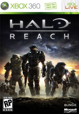 Halo: Reach [Region Free/ENG] [LT+] все патчи