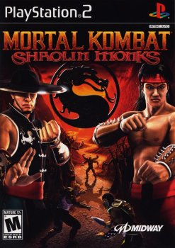 [PS2] Mortal Kombat Shaolin Monks [RUS/ENG]