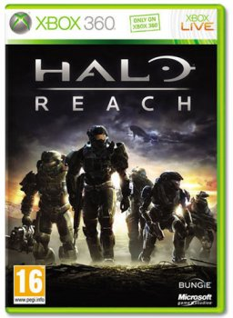 Halo Reach [Region Free /ENG] (LT+3.0/14699)