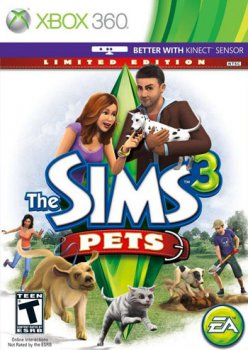 [Kinect] The Sims 3 : Pets [Region Free][ENG]