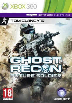 Tom Clancy's Ghost Recon: Future Soldier (2012) [PAL][NTSC-U][ENG] (XGD3) (LT+ 3.0)