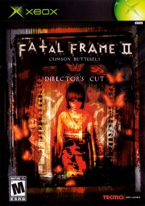 Fatal Frame II: Crimson Butterfly - Director's Cut (2004) [RUS/ENG] XBOX360