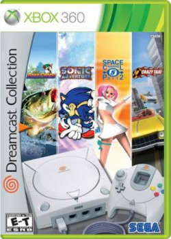 [Xbox 360] Dreamcast Collection [Region Free/ENG]